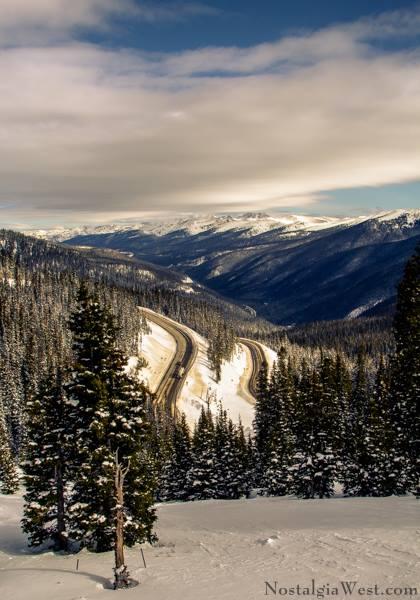 The Way Home - Berthoud Pass