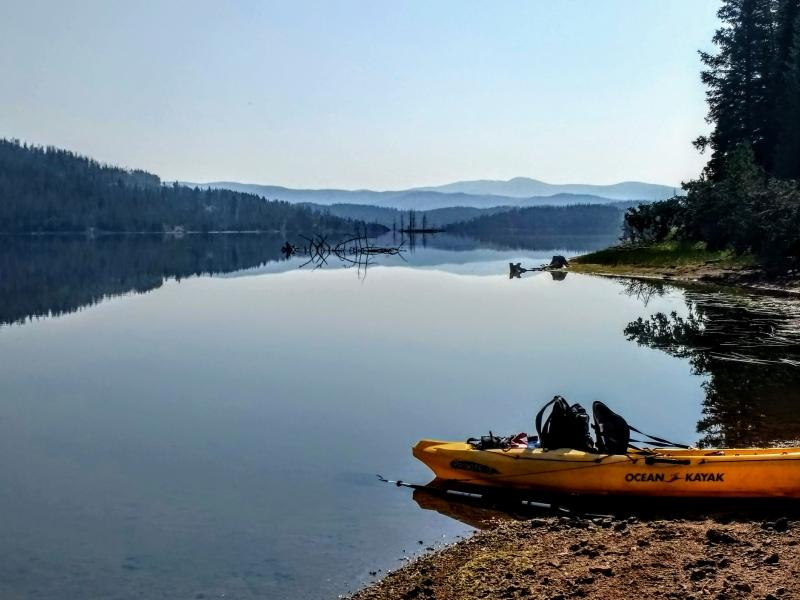 Hog Park Lake