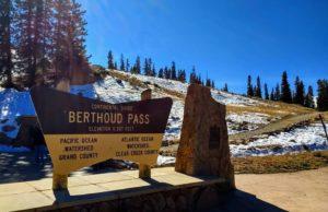 Berthoud Pass - Highway 40